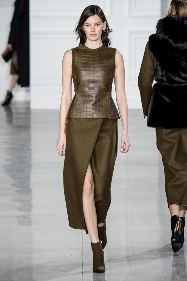 Pixelformula  Womenswear  Winter 2015 - 2016 Ready To Wear New York Jason Wu
