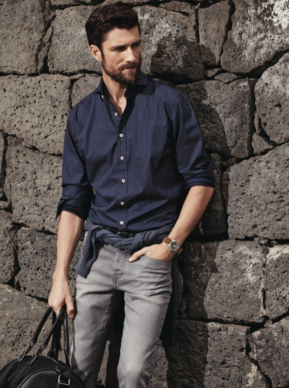Casual summer fashion for men