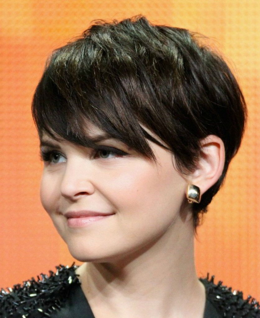 Cute edgy short haircuts